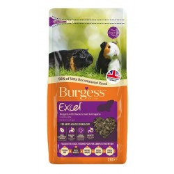 Burgess Excel Nuggets with Blackcurrent n Oregano