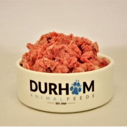 Duck and Tripe Mince