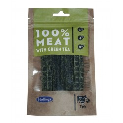 Meat Bar with Green Tea
