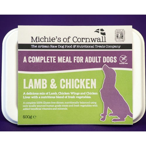 Lamb and Chicken - Adult