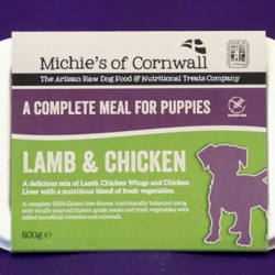 Lamb and Chicken - Puppy