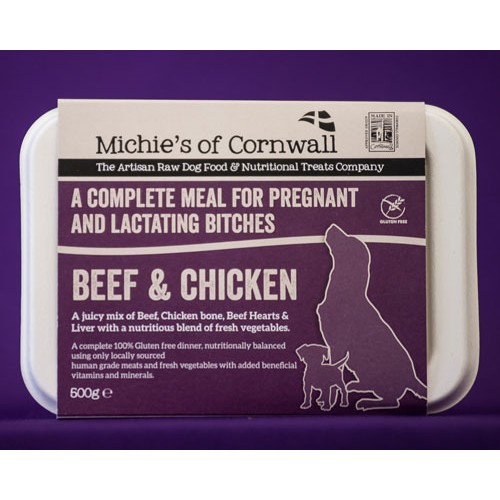 Beef and Chicken Pregnant Mix