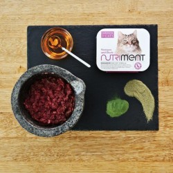Venison and Duck Dinner for Cats