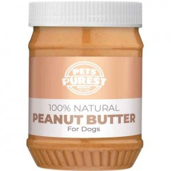 Natural Peanut Butter for Dogs